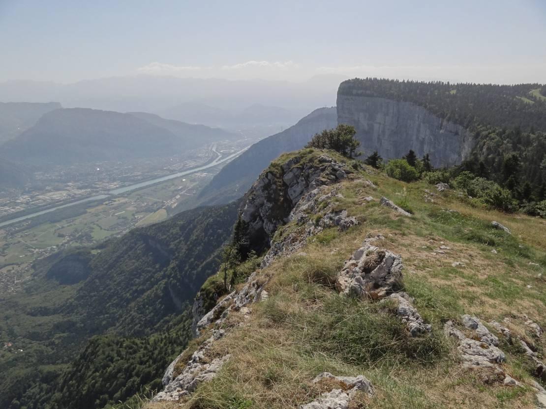 Uitzicht La Buffe