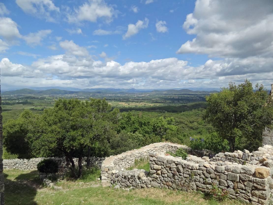 Uitzicht-Chateau-d'Allegre